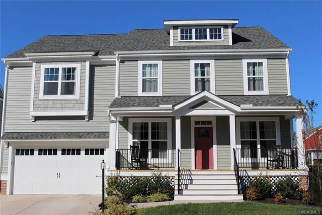 16706 Elinwood Court, Chesterfield, VA 23120 (MLS #2010436) :: The RVA Group Realty