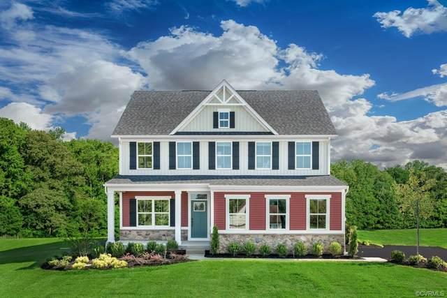 8167 Fedora Drive, Chesterfield, VA 23838 (MLS #2010464) :: Small & Associates