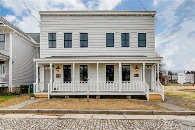 2315 Carrington Street, Richmond, VA 23223 (MLS #2010482) :: Small & Associates