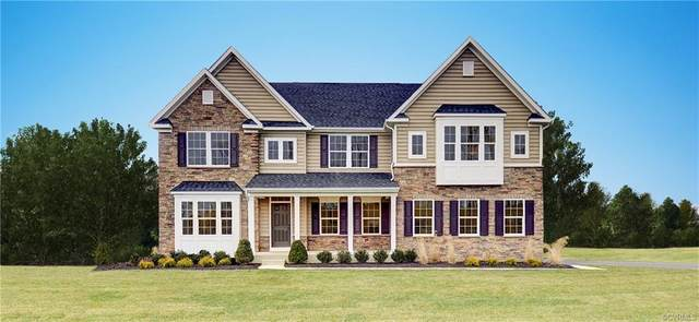 8155 Fedora Drive, Chesterfield, VA 23838 (MLS #2010483) :: Small & Associates