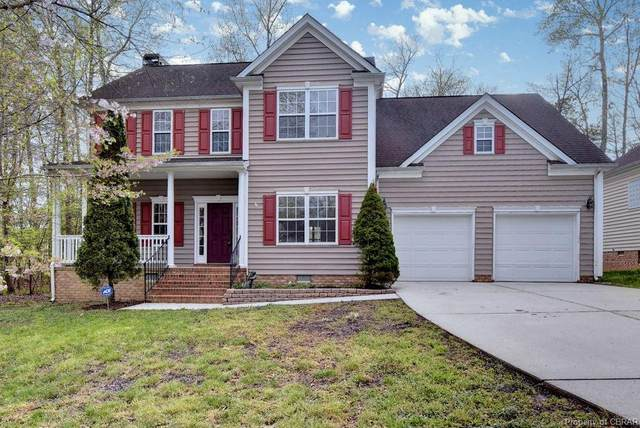 6315 St Johns Wood, Williamsburg, VA 23188 (MLS #2010487) :: EXIT First Realty