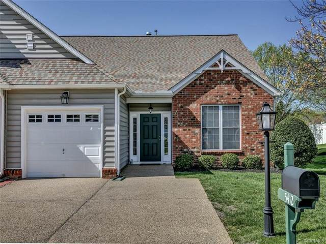5412 Fuller Drive #5412, Glen Allen, VA 23059 (MLS #2010528) :: Small & Associates