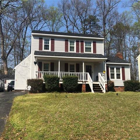 5210 Timbercreek Drive, Chesterfield, VA 23237 (MLS #2010562) :: The RVA Group Realty