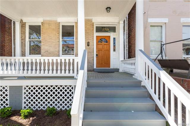 2721 W Grace Street, Richmond, VA 23220 (MLS #2010575) :: Small & Associates
