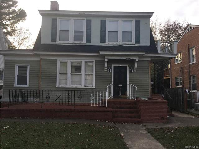 4812 Chamberlayne Avenue, Richmond, VA 23227 (MLS #2010576) :: Small & Associates