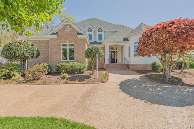 2603 Sugarberry Lane, North Chesterfield, VA 23113 (MLS #2010599) :: The Redux Group