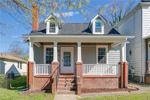 1545 Rogers Street, Richmond, VA 23223 (#2010608) :: Abbitt Realty Co.