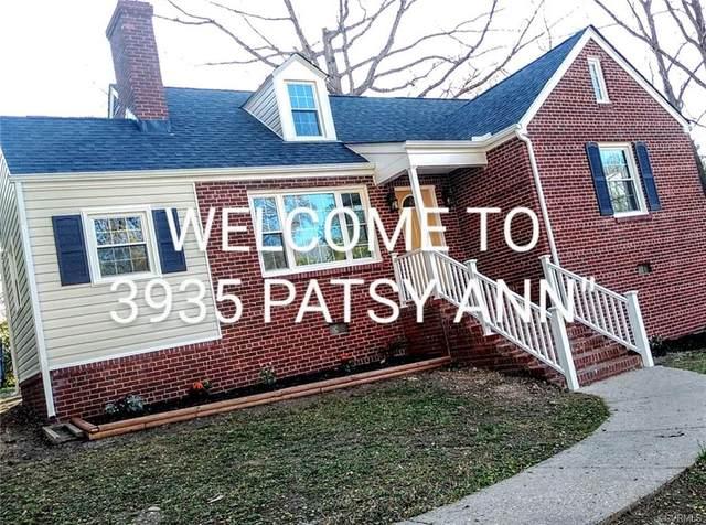 3935 Patsy Ann Drive, Richmond, VA 23234 (MLS #2010616) :: HergGroup Richmond-Metro