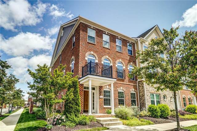 1814 Liesfeld Parkway, Glen Allen, VA 23060 (MLS #2010678) :: Small & Associates