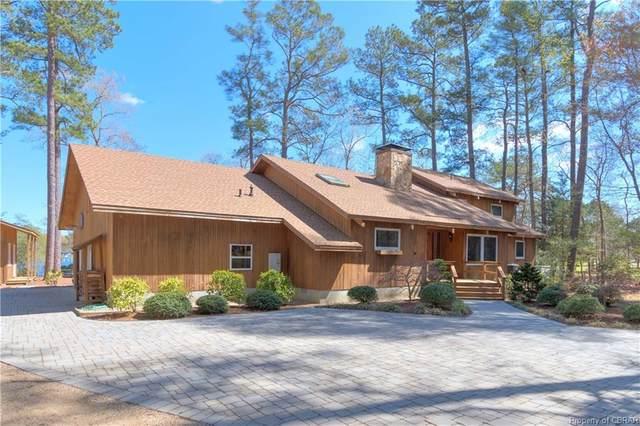 1681 Little Bay Road, White Stone, VA 22578 (MLS #2010697) :: Small & Associates