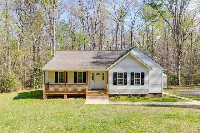 11121 New Town Road, New Kent, VA 23124 (MLS #2010705) :: The Redux Group