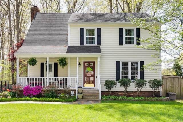 10137 Huntersdell Lane, Chesterfield, VA 23235 (MLS #2010734) :: Small & Associates
