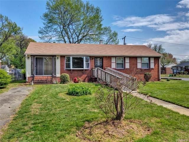 2401 Apollo Road, Richmond, VA 23223 (MLS #2010929) :: Small & Associates