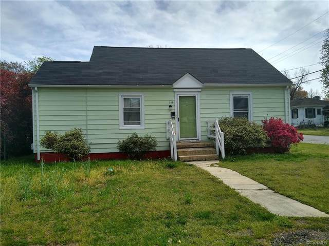 313 Dick Ewell Avenue, Colonial Heights, VA 23834 (MLS #2011022) :: Small & Associates