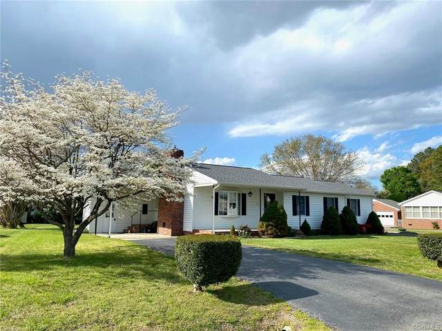 321 Jeanette Drive, Tappahannock, VA 22560 (#2011233) :: Abbitt Realty Co.