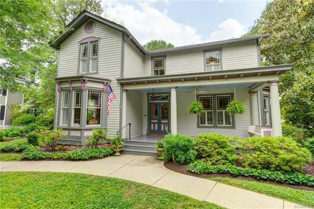 301 College Avenue, Ashland, VA 23005 (MLS #2011256) :: EXIT First Realty
