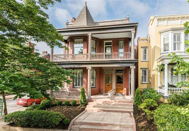 1501 Hanover Avenue #1, Richmond, VA 23220 (MLS #2011438) :: Small & Associates