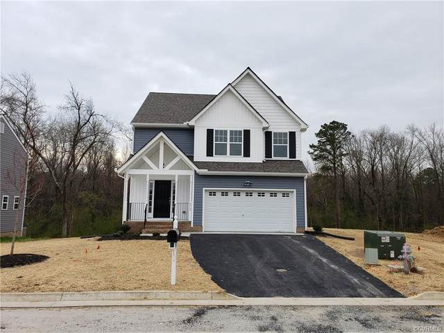 62 Brooking Court, Aylett, VA 23009 (MLS #2011473) :: Small & Associates