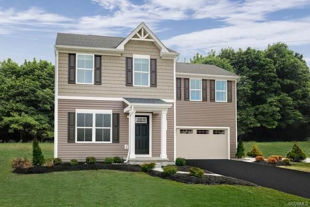 4206 Lower Falls Lane, Chesterfield, VA 23237 (MLS #2011574) :: Small & Associates