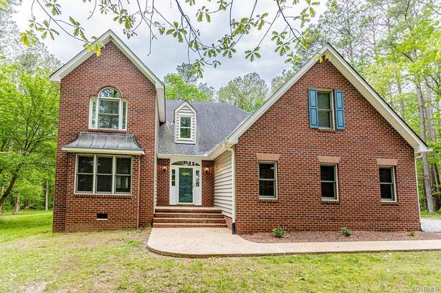 6550 Bridgeforth Lane, Amelia Courthouse, VA 23002 (#2011621) :: Abbitt Realty Co.