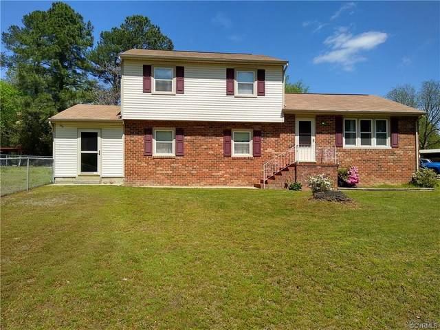 4100 Henshaw Drive, Sutherland, VA 23803 (#2011662) :: Abbitt Realty Co.