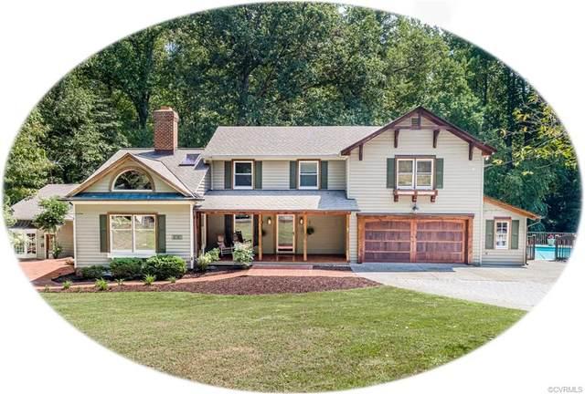 8740 Merry Oaks Lane, Toano, VA 23168 (MLS #2011869) :: Small & Associates