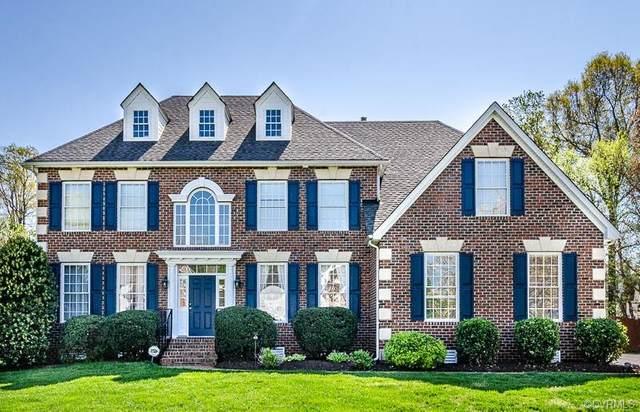 9049 Cottleston Circle, Mechanicsville, VA 23116 (MLS #2011888) :: Small & Associates