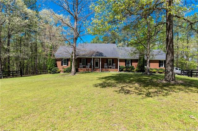 6238 Boundary Run Drive, Mechanicsville, VA 23111 (#2011927) :: Abbitt Realty Co.