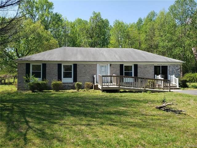 76 Wicomico Way, Heathsville, VA 22473 (#2011975) :: Abbitt Realty Co.