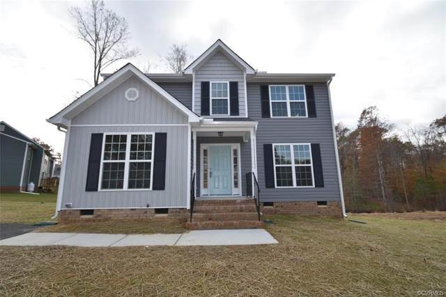 8550 Crestwicke Lane, Quinton, VA 23141 (#2012023) :: Abbitt Realty Co.