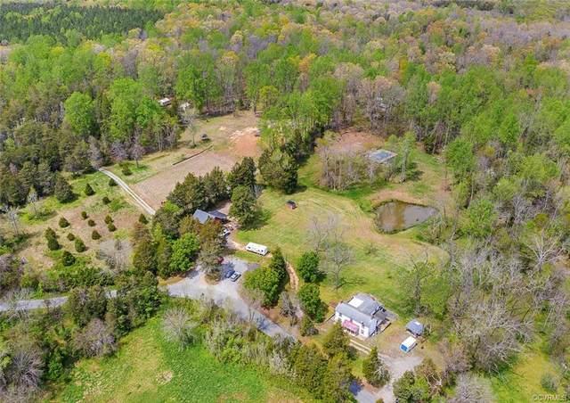 2600 Danieltown Road, Goochland, VA 23063 (MLS #2012054) :: EXIT First Realty