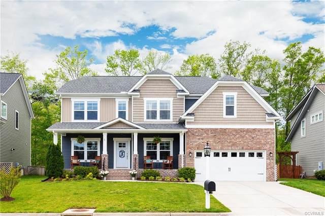 3236 Barkham Drive, Chesterfield, VA 23112 (MLS #2012066) :: Small & Associates