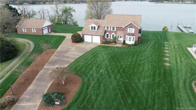 604 Twin Cove Lane, Heathsville, VA 22473 (MLS #2012073) :: Small & Associates