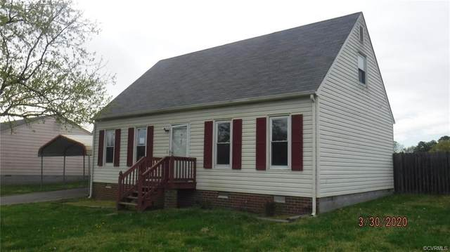 3022 Fielding Road, South Chesterfield, VA 23834 (MLS #2012079) :: The RVA Group Realty