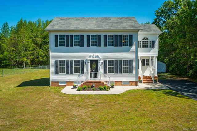 19321 Little Road, Chesterfield, VA 23803 (#2012233) :: Abbitt Realty Co.