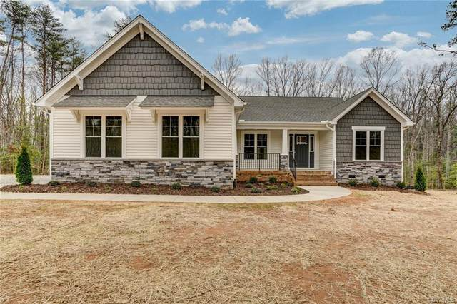 3003 Preston Park Terrace, Sandy Hook, VA 23153 (MLS #2012282) :: The Redux Group