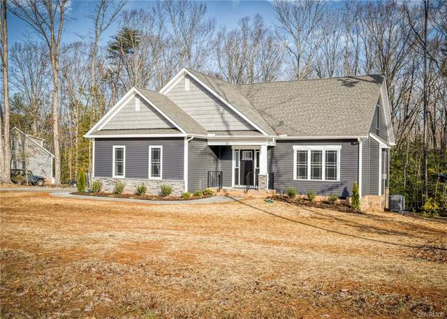 4 Preston Park Lane, Goochland, VA 23153 (MLS #2012287) :: The RVA Group Realty