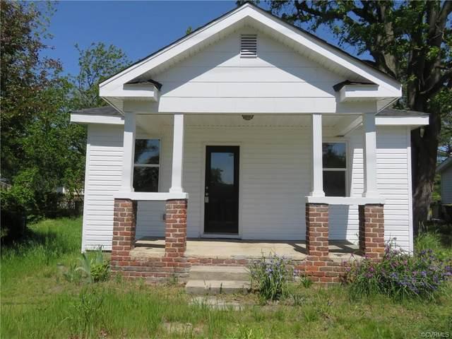1207 High Avenue, Hopewell, VA 23860 (#2012300) :: Abbitt Realty Co.