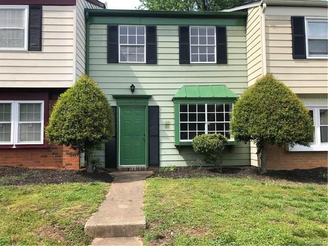 3214 Hunters Mill Court #3214, Henrico, VA 23223 (MLS #2012302) :: The Redux Group