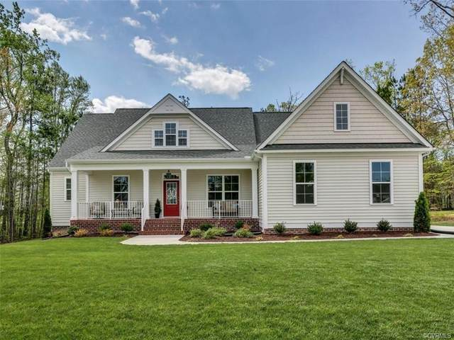 16925 Old Westridge Drive, Moseley, VA 23120 (#2012317) :: Abbitt Realty Co.