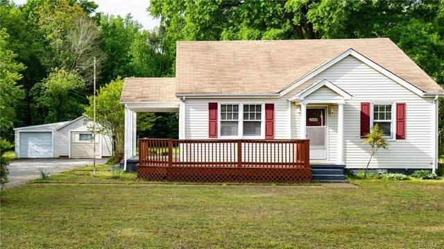 2548 County Drive, Petersburg, VA 23803 (#2012319) :: Abbitt Realty Co.
