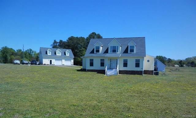 42 Boatramp Road, Heathsville, VA 22473 (#2012464) :: Abbitt Realty Co.