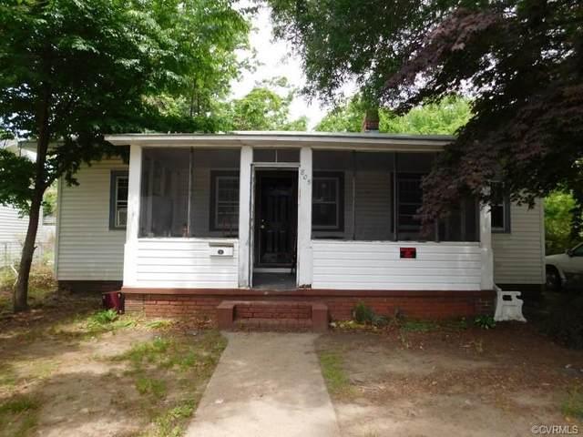 805 Poythress Street, Hopewell, VA 23860 (MLS #2012491) :: EXIT First Realty