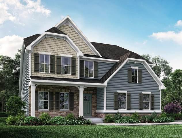 9224 Fairfield Farm Court, Mechanicsville, VA 23116 (#2012582) :: Abbitt Realty Co.