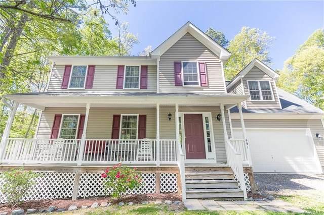 691 Lake Caroline Drive, Ruther Glen, VA 22546 (#2012672) :: Abbitt Realty Co.