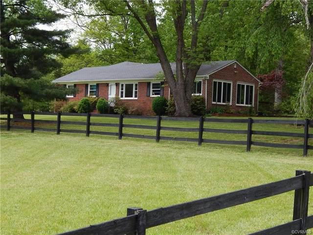 15444 Old Ridge Road, Beaverdam, VA 23015 (MLS #2012713) :: EXIT First Realty