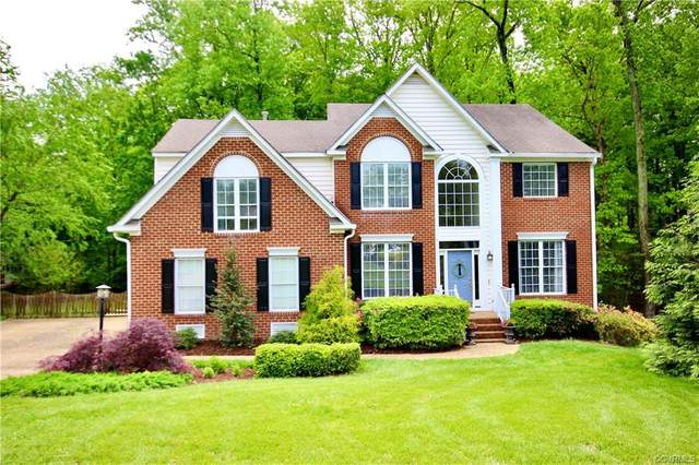 10258 Shawns Grove Place, Mechanicsville, VA 23116 (#2012902) :: Abbitt Realty Co.