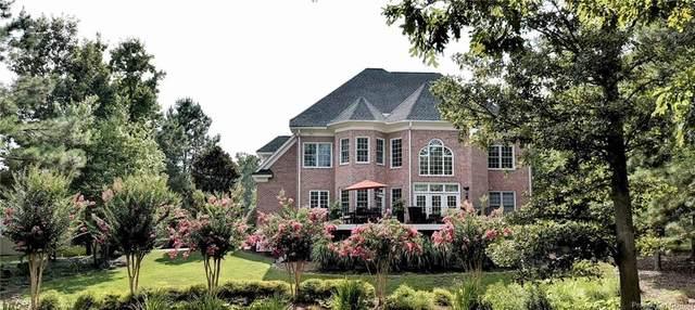 3005 Margaret Jones Lane, Williamsburg, VA 23185 (MLS #2013141) :: Small & Associates