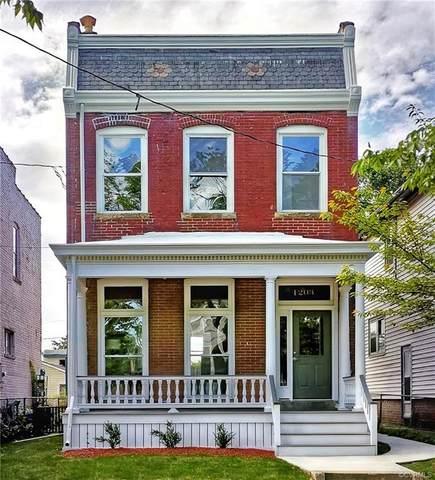 1203 N 36th Street, Richmond, VA 23223 (MLS #2013246) :: The RVA Group Realty