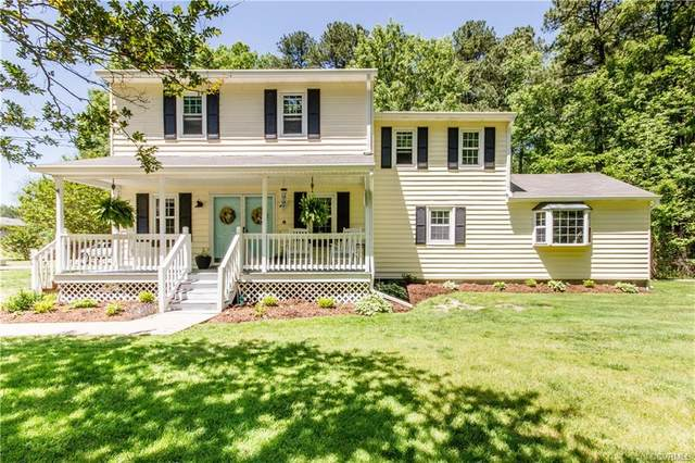 8708 River Road, South Chesterfield, VA 23803 (#2013446) :: Abbitt Realty Co.